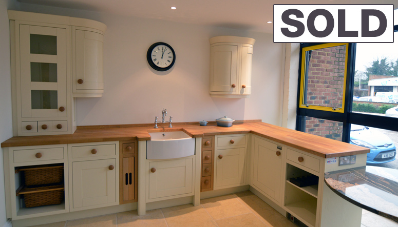 Abbotts Kitchens and Bedrooms | NOW SOLD – Ex-display Second Nature ...
