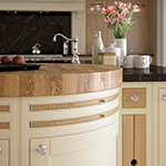 Andover kitchen design studio bespoke